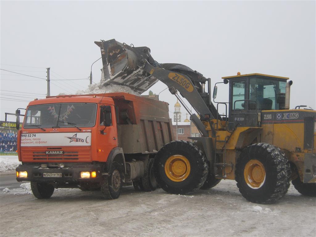 Скрепер для уборки снега нордик